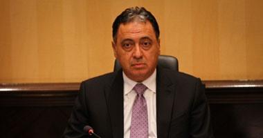 الدكتور أحمد عماد وزير الصحة