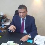علاء فاروق رئيس قطاع التسويق والمنتجات البديلة بالبنك الأهلى