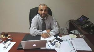 أحمد نبيه وسيط تأمينى