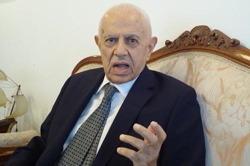 مصطفى الأحول رئيس مجلس الأعمال المصري الشرق أفريقي