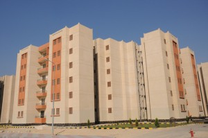 تسليم وحدات الاسكان الاجتماعي للمستفيدين فى بني سويف الجديدة (4)