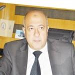 يحيى أبوالفتوح عضو مجلس إدارة البنك الأهلى المصرى والمشرف على قطاع الديون المتعثرة