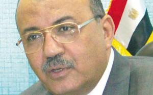 محمود حجازي رئيس الشركة القابضة للتشييد والتعمير
