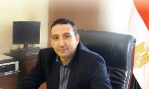 الدكتور محمد عبدالعال رئيس مجلس إدارة شركة أوميجا لصناعة المنسوجات
