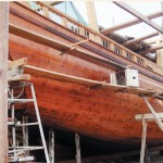 صناعة السفن