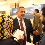 أحمد الهيتمى المدير العام لشركة مدينة نصر للاسكان والتعمير
