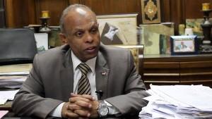 الدكتور يوسف خليفة رئيس الإدارة المركزية لآثار الوجه البحرى