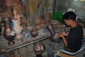 الصناعات اليدوية