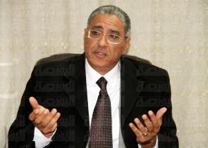 المهندس أحمد أبوالسعود رئيس جهاز شئون البيئة
