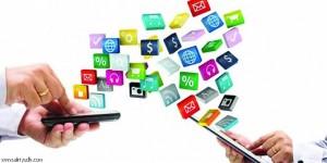 التطبيقات الإليكترونية