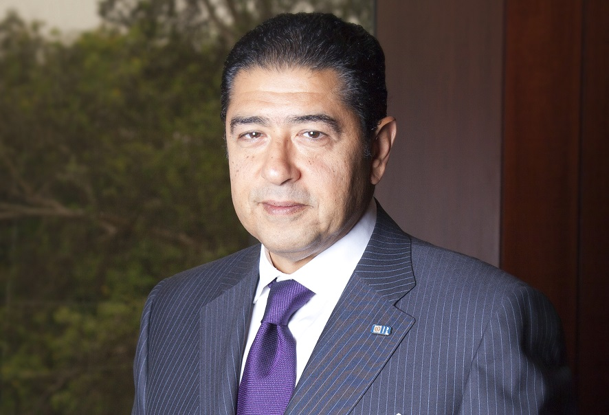 هشام عز العرب، رئيس مجلس إدارة البنك التجاري الدولي
