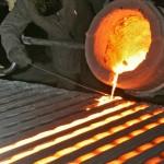 «الحديد والصلب» ترفع إنتاجها لـ17 ألف طن خلال يناير وتوقع 18 عقداً جديداً للتصدير