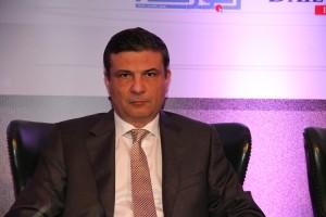 علاء الدين فاروق زكى رئيس قطاع التسويق البنك الأهلى المصرى