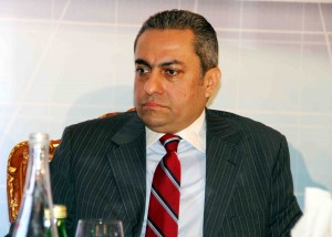 خالد عباس مستشار وزير الإسكان
