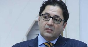 السفير أيمن القفاص مساعد وزير المالية للعلاقات الدولية والمتحدث الرسمي باسم الوزارة