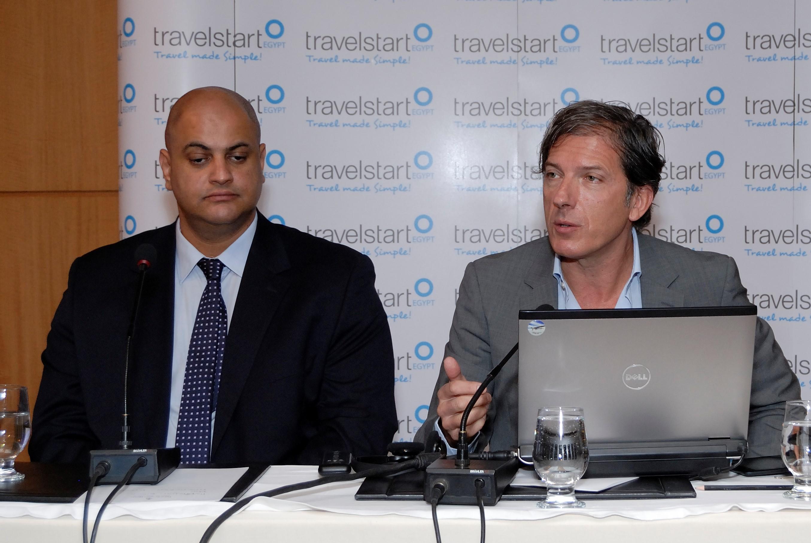 Travelstart_CEO_Stephan Ekbergh_and_Ahmed Saad