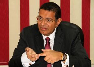 العضو المنتدب بشركة بروميس للوساطة ورئيس الجمعية المصرية لوسطاء التامين
