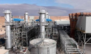 محطة كهرباء تعمل بالفحم