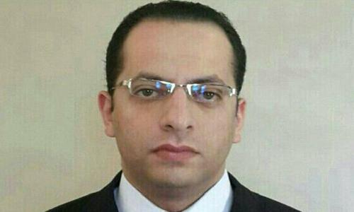 وليد رمضان نائب رئيس شعبة المحمول والاتصالات