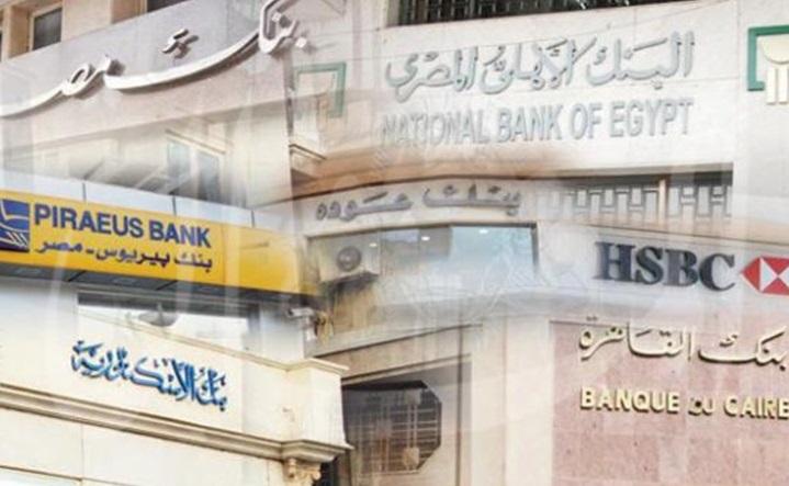 البنوك المصرية