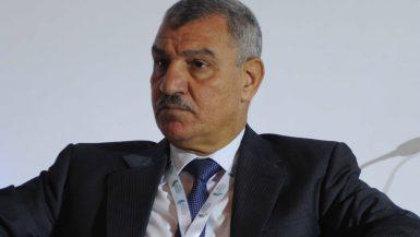 اسماعيل جابر رئيس هيئة التنمية الصناعية