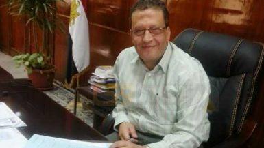 رئيس جهاز تنمية مدينة المنيا الجديدة