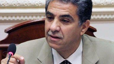 خالد فهمى - وزير البيئة