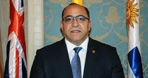 اللواء هشام ابو سنة رئيس هيئة موانئ البحر الأحمر