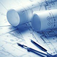 التصميمات الهندسية - صورة ارشيفية