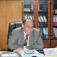 ناجى عارف رئيس شركة شمال القاهرة لتوزيع الكهرباء