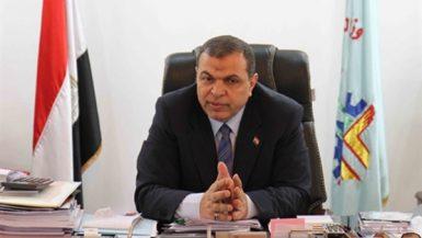 محمد سعفان وزير القوى العاملة