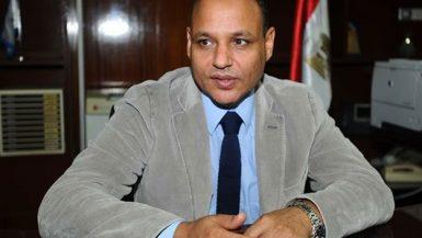 محمود صقر رئيس أكاديمية البحث العلمى