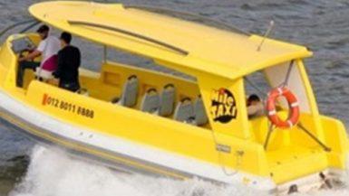 التاكسى النهرى