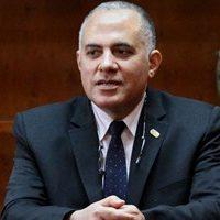 محمد عبدالعاطى وزير الرى