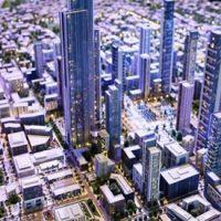 شركة العاصمة الإدارية للتنمية العمرانية