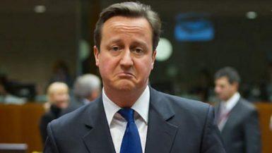 ديفيد كاميرون- رئيس وزراء بريطانيا
