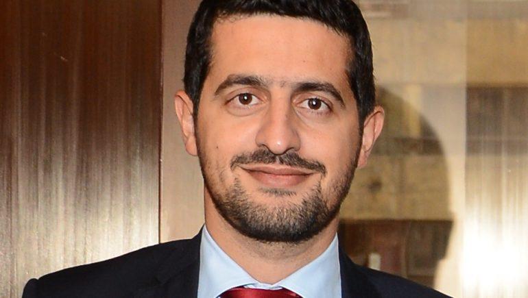 جلبرت شاهين الرئيس التنفيذى لمجموعة اكسا مصر للاستثمار