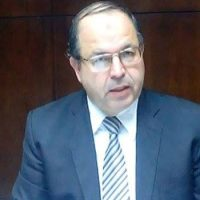 الدكتور نصيف الحفناوى وكيل وزارة الصحة بمحافظة القليوبية