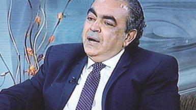 المهندس مصطفى الشبيني، رئيس مجلس إدارة شركة المجموعة المصرية الدولية للاستشارات المالية