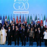 مجموعة العشرين - صورة ارشيفية