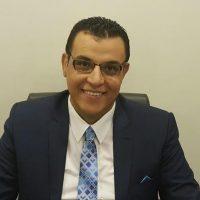 محمد شاهين مدير المبيعات فى شركة مرسيليا
