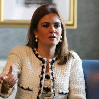 سحر نصر - وزيرة التعاون الدولى