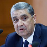 وزير الكهرباء - محمد شاكر