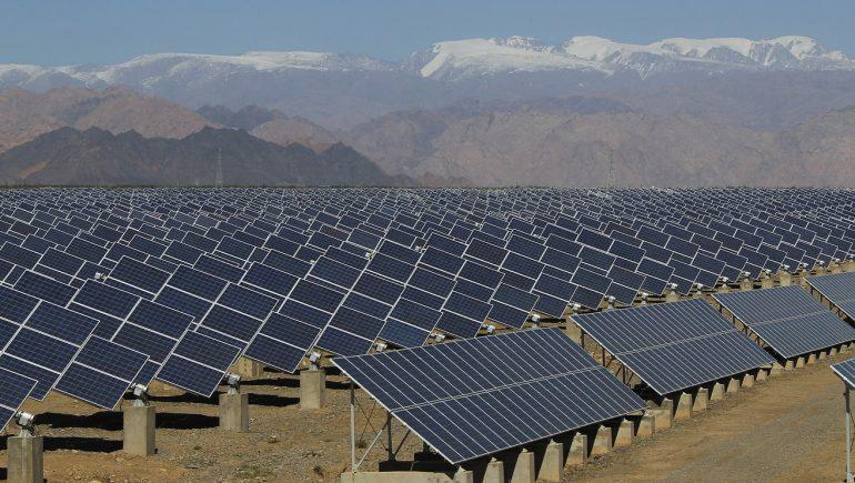 محطات طاقة شمسية