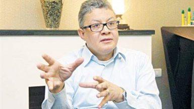 أيمن إسماعيل رئيس مجلس إدارة شركة العاصمة الإدارية