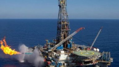 اكتشافات الغاز الجديدة