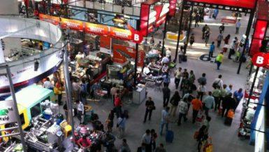المعرض التجارى الصينى - صورة ارشيفية
