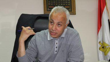 رئيس جهاز مدينة القاهرة الجديدة