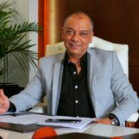 ياسر رجب، رئيس مجلس إدارة شركة مارسيليا للاستثمار العقاري