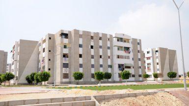 جولة وزير الإسكان بمدينة الشروق (3)